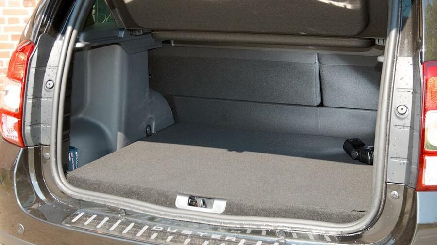 Der Kofferraum Allrad Version Schluckt 440 Liter Bei Den Modellen Mit Frontantrieb Sind