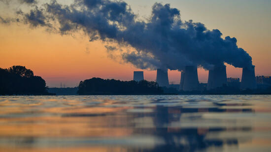 Dämmerung für die Kohle