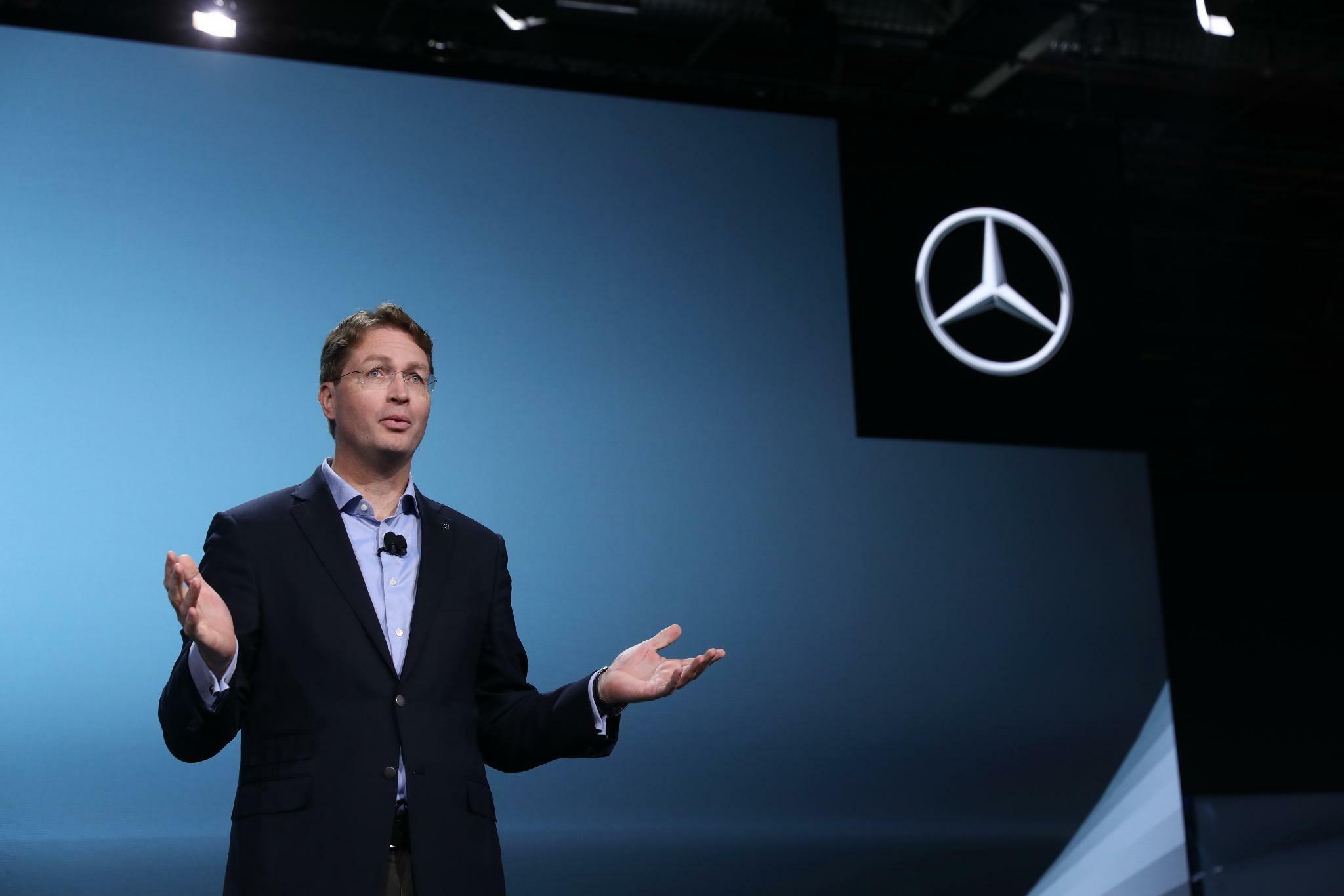 Daimler: Investoren setzen Ola Källenius massiv unter Druck