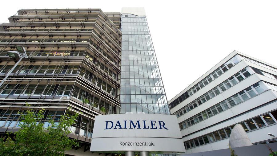 Daimler-Finanzsparte hofft auf Schub durch neue Modelle