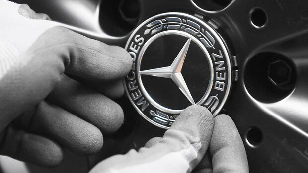 Einsatz in Berlin: Polizei nimmt mutmaßliche Daimler-Erpresser fest
