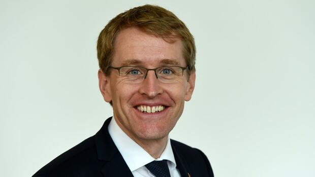 Daniel Günther Ministerpräsident