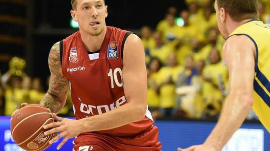 Basketball: Basketball-Nationalspieler Theis: Abschied aus Bamberg