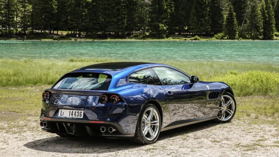 Ferrari Gtc4lusso Ein Ferrari Für Jeden Tag
