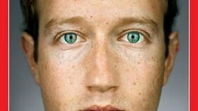 """Person of the Year"" Marc Zuckerberg: Wie viel Macht hat der Facebook-Chef? Quelle: dpa"