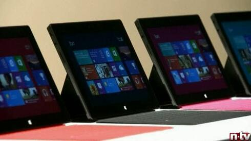 Surface: Das kann das Microsoft-Tablet