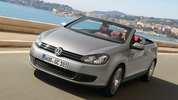 vw golf cabriolet technische daten des vw golf cabriolet 1 2 tsi. Black Bedroom Furniture Sets. Home Design Ideas