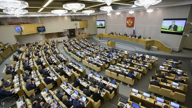 Verschärfung des Mediengesetzes: Russland macht Journalisten zu Agenten