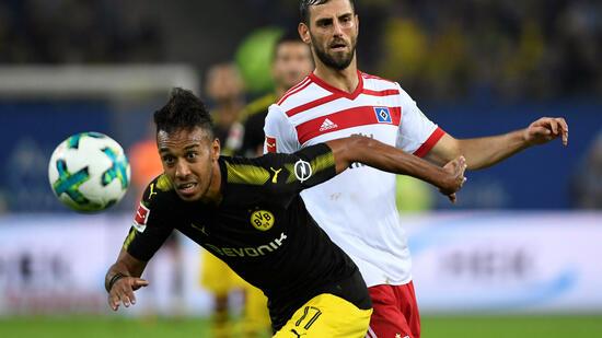 Fünfter Spieltag Bundesliga: Dortmund nach 3:-Sieg weiter Tabellenführer