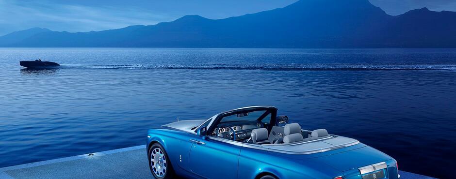 Teuerste limousine der welt  Rolls-Royce: Die teuerste Limousine der Welt dankt ab