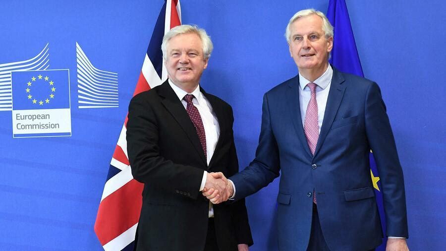 EU und Briten einigen sich auf Übergangsphase