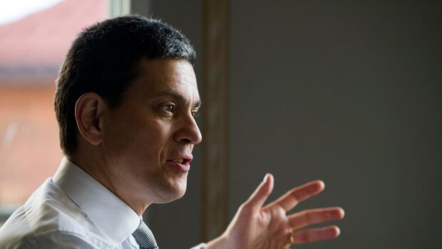 """Interview mit IRC-Chef: David Miliband über Migrationsdruck auf Europa: """"Wir befinden uns in einer prekären Lage"""""""