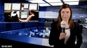 Dax auf Schlingerkurs - Wall Street feiert Rekorde