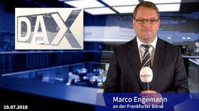 Börsen-Berichte: Dax legt Atempause ein - SAP-Aktie verliert