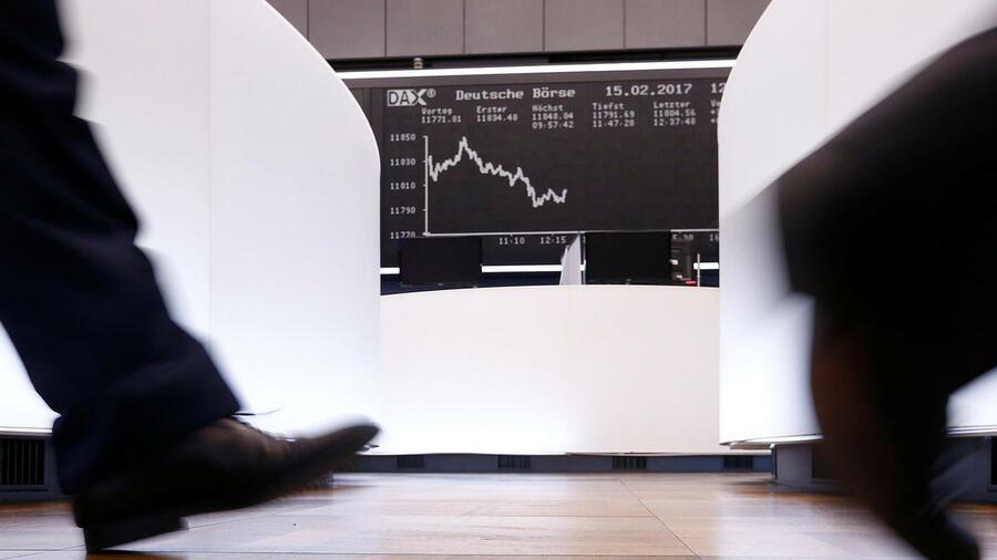 Dax Deutsche Bank