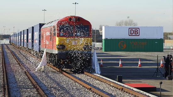 DB Cargo: Bahn-Tochter streicht in Mainz und Frankfurt 170 Stellen