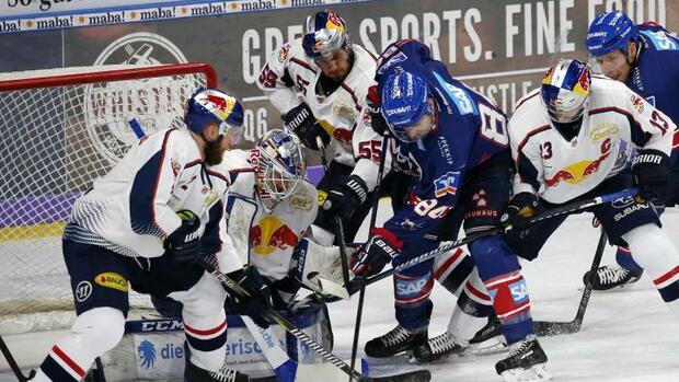 Eishockey: Hält die Auswärtsserie? Adler Mannheim empfängt EHC München