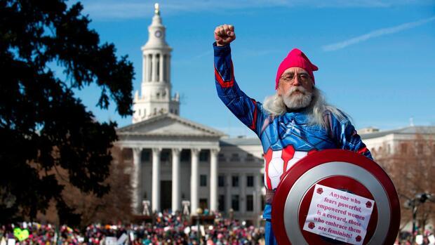 USA: Zehntausende demonstrieren gegen Trump