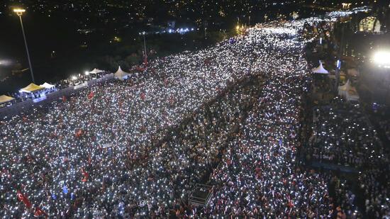 Ausnahmezustand in der Türkei erneut verlängert
