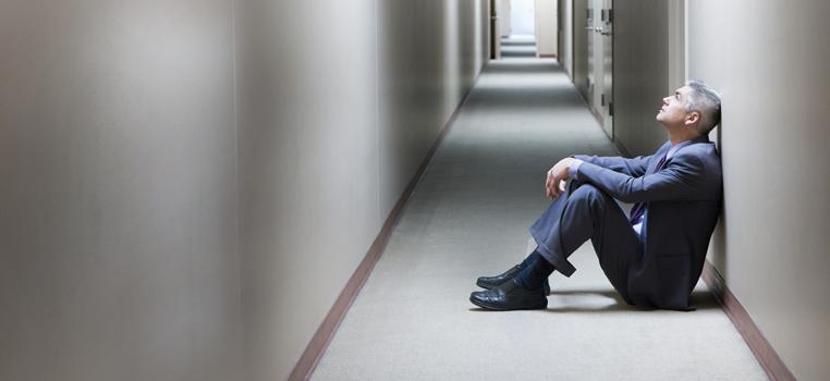 Burnout und Depression