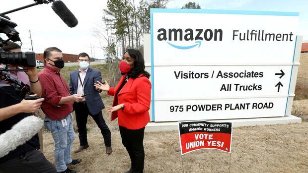 USA: Gewerkschaften sind auf dem Vormarsch – trotz Amazon-Rückschlag