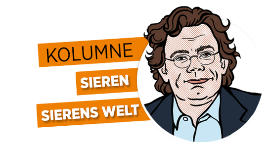 Sierens Welt: China First