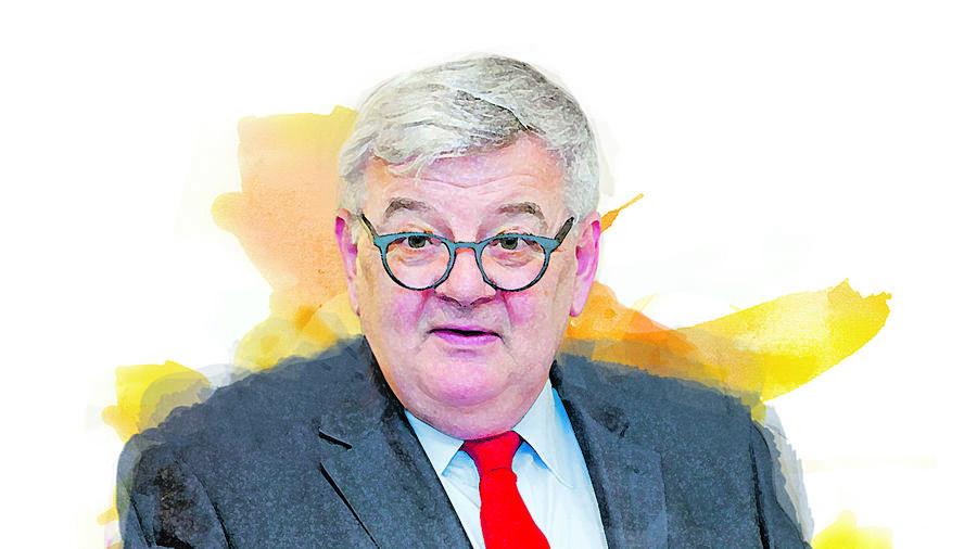 Joschka Fischer war von 1998 bis 2005 deutscher Außenminister und Vizekanzler. Sie erreichen ihn unter: gastautor@handelsblatt.com Quelle: dpa