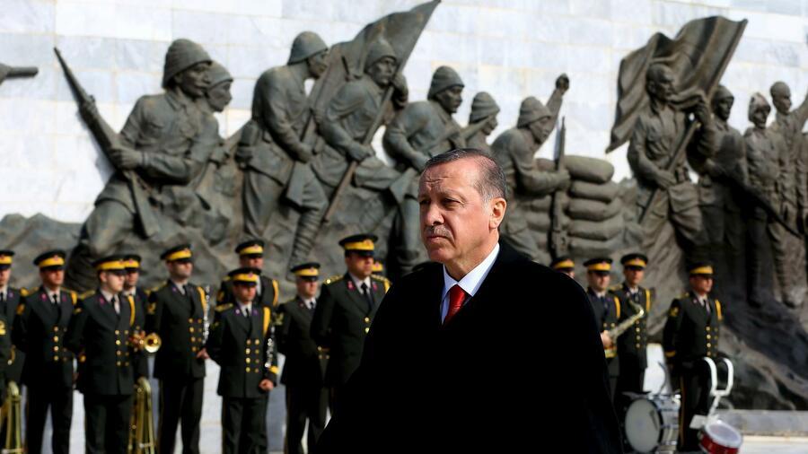 Witze neu erdogan Recep Tayyip