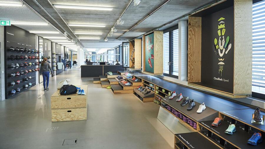 Satellite office zürich bahnhofstrasse coworking space