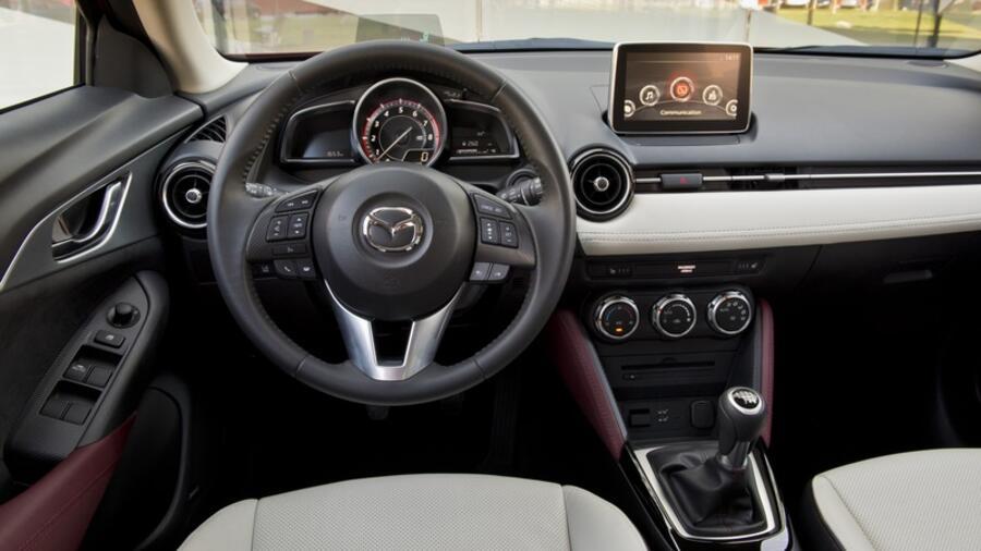 Mazda cx 3 das suv f r menschen die keine suv m gen for Innenraum design berlin