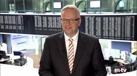 """Börse am Mittag: """"Der Euro ist auf dem Rückzug"""""""