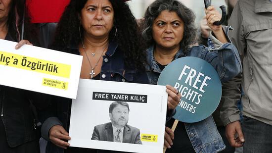 Prozess gegen Peter Steudtner wird fortgesetzt