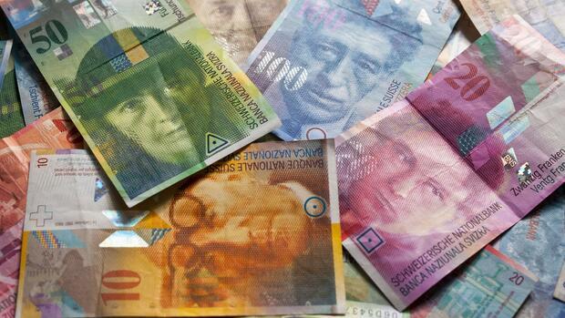 Der Schweizer Franken erholt sich vom Frankenschock