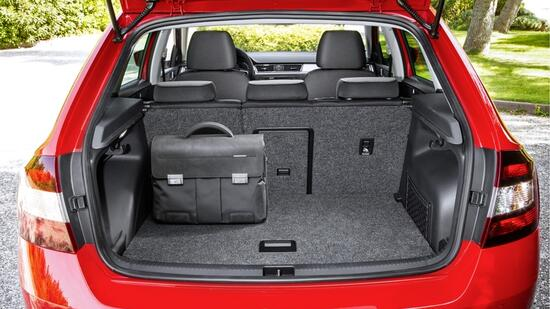 skoda rapid spaceback im test einfach gut. Black Bedroom Furniture Sets. Home Design Ideas