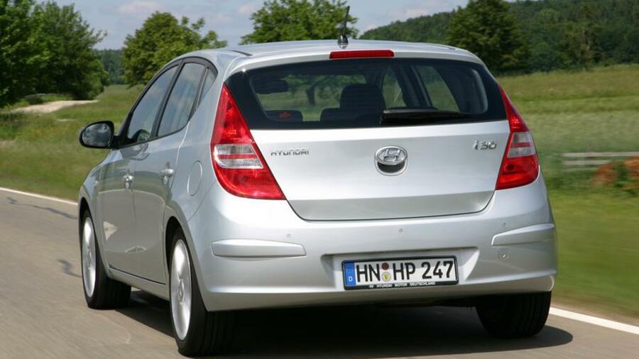 """gebrauchtwagen-check: """"keine größeren probleme"""" beim hyundai i30"""