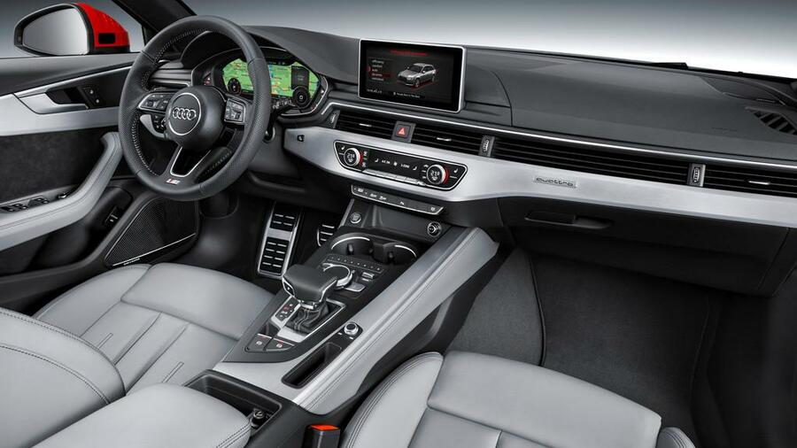 Erste Ausfahrt Im Audi A4 Avant Business Wie üblich