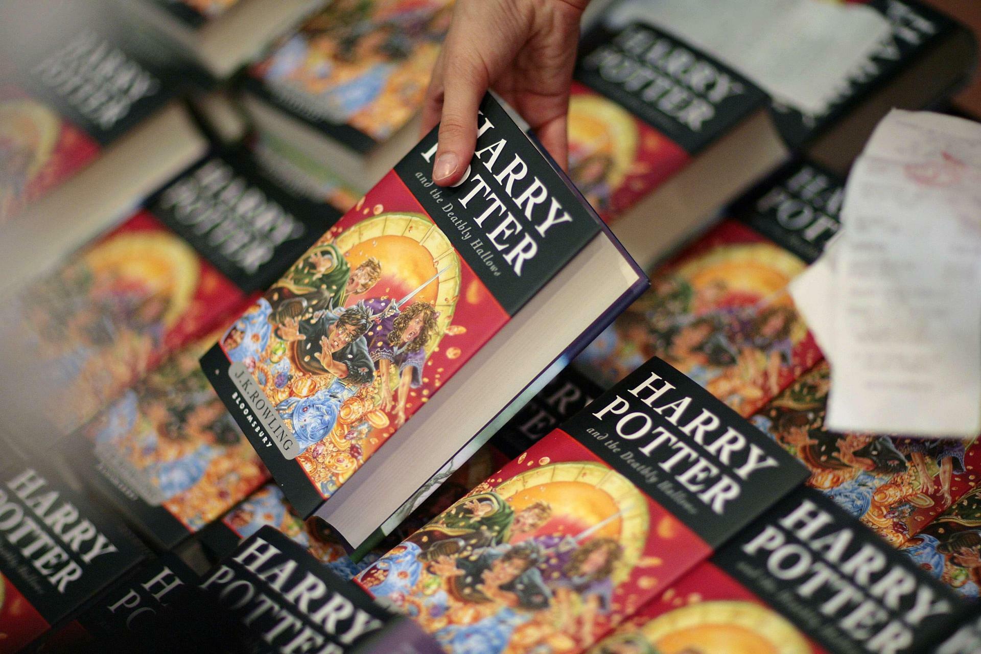 20 Jahre Harry Potter Acht Bucher Und Eine Milliarde Dollar Spater