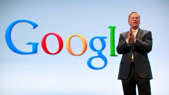 Alphabet: Ex-Google-Chef Schmidt gibt Chefposten im Verwaltungsrat auf