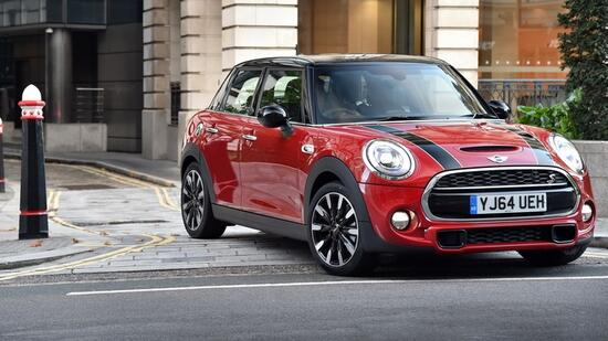 mini cooper f nft rer im test verspielt teuer aber spa ig. Black Bedroom Furniture Sets. Home Design Ideas