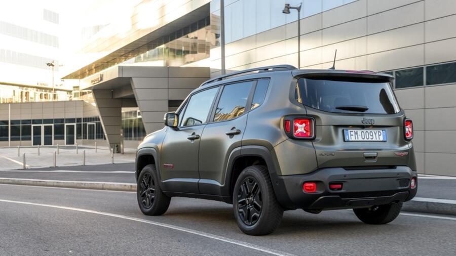 fahrbericht: jeep renegade : ein ganzes kerlchen