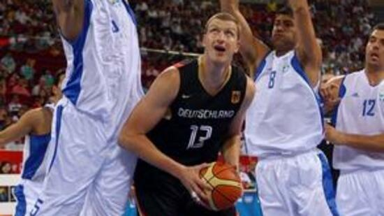 Basketball Nationalmannschaft:
