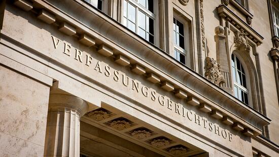 Der Verfassungsgerichtshof