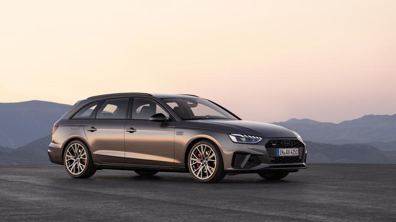 So überarbeitet Audi den A4
