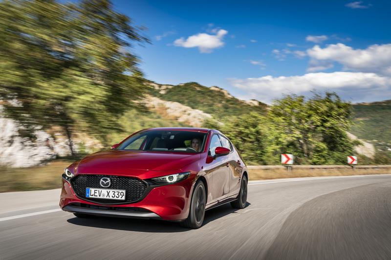 Mazda erfindet den Verbrenner neu – der Mazda3 Skyactiv-X im Test