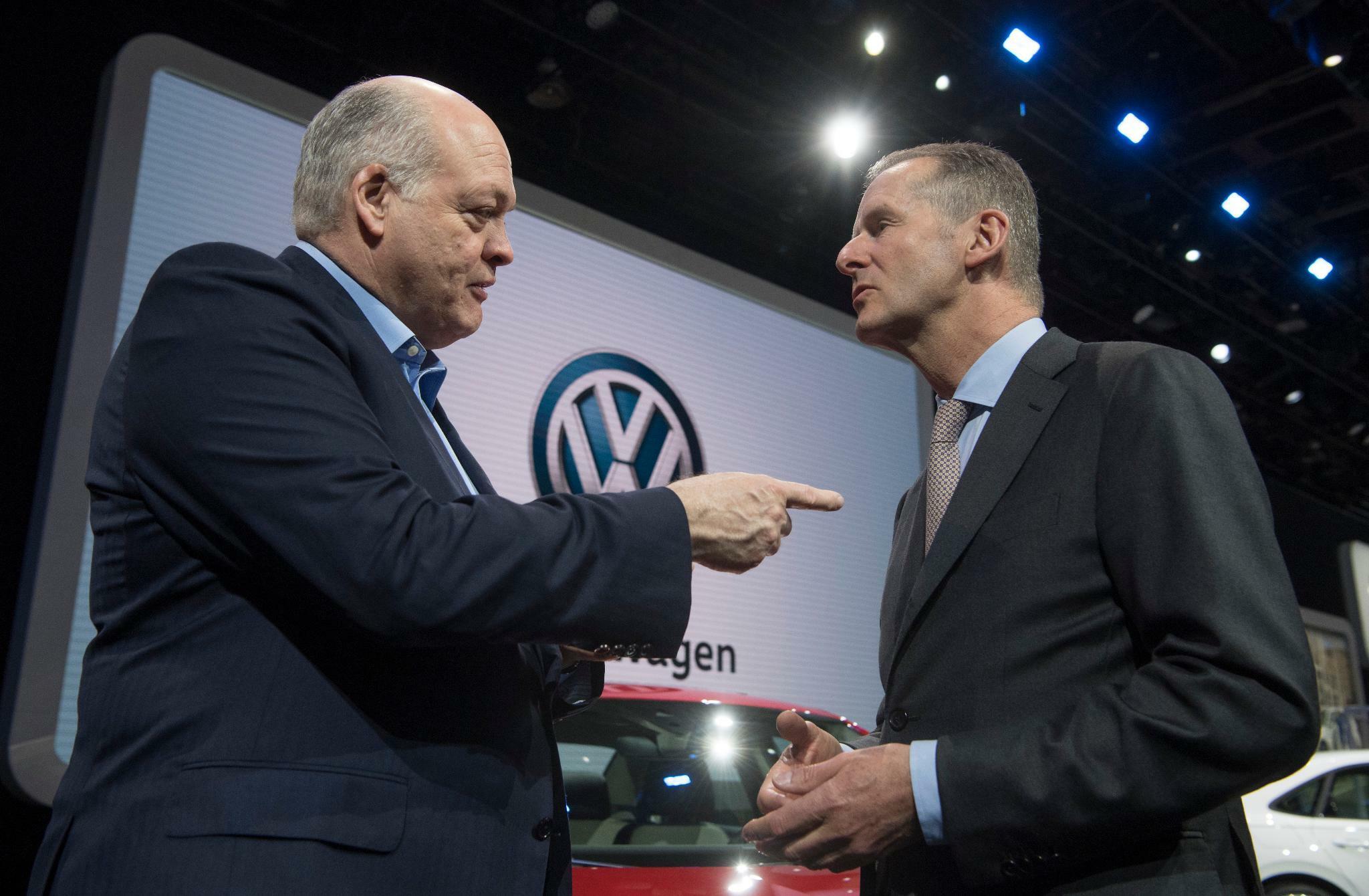 VW und Ford bilden Elektro-Allianz – Konkurrenten unter Druck
