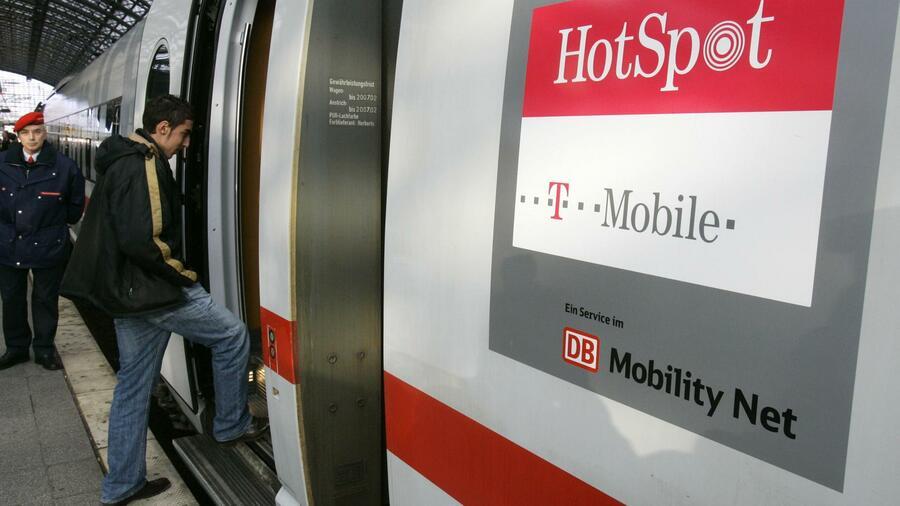 Bitte Freimachen Deutsche Bahn