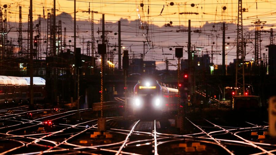 Bahn investiert Milliarden in Schienennetz