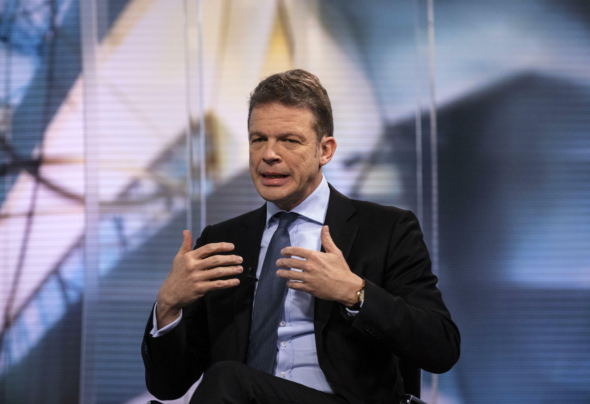Deutsche-Bank-Chef warnt vor Turbulenzen an den Märkten