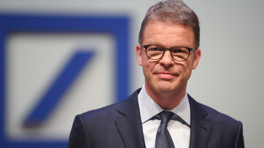 Qualche mese fa, Deutsche Bank difficilmente avrebbe trovato abbastanza acquirenti per un'obbligazione subordinata a condizioni ragionevoli.  Ora gli investitori stanno lottando per un nuovo titolo AT1.  Fonte: dpa