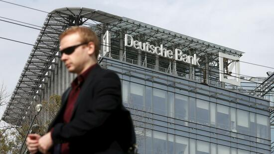 Deutsche Bank in Moskau